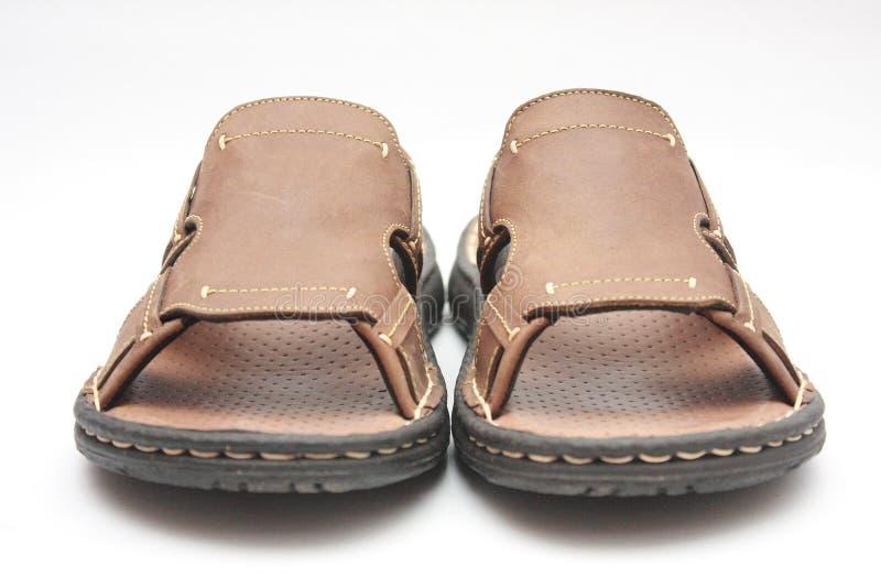Sandal royaltyfri foto