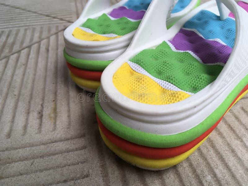 sandal royaltyfria foton