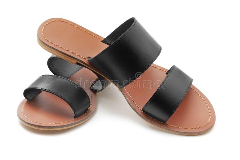 Sandaler royaltyfria foton