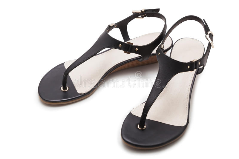 Sandaler arkivbilder