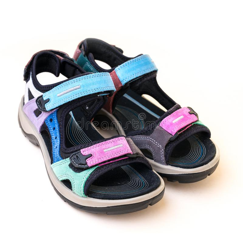 Sandali immagini stock libere da diritti