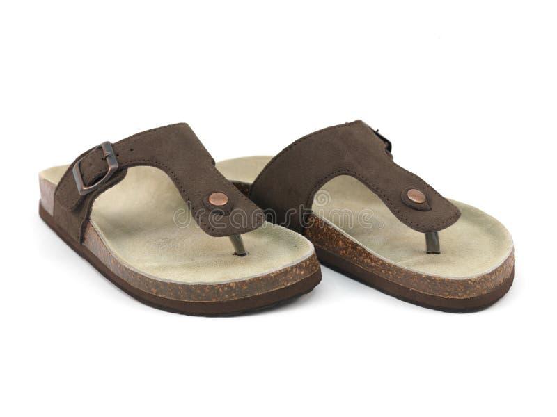 sandals royaltyfri fotografi