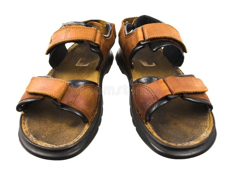 Download Sandals stock image. Image of clothing, isolated, event - 1716539