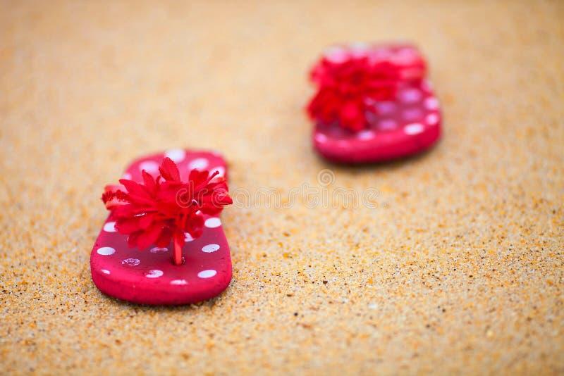 sandals royaltyfria bilder