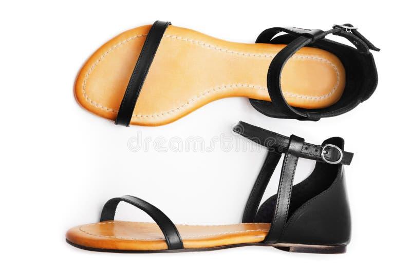 Sandals royalty-vrije stock afbeeldingen