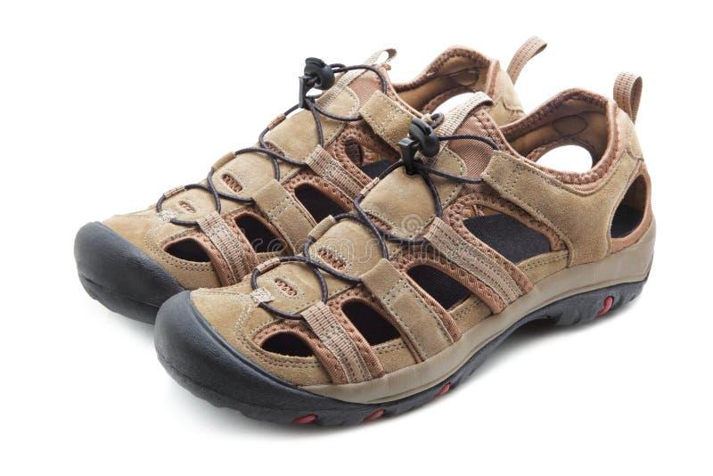 sandals arkivfoto
