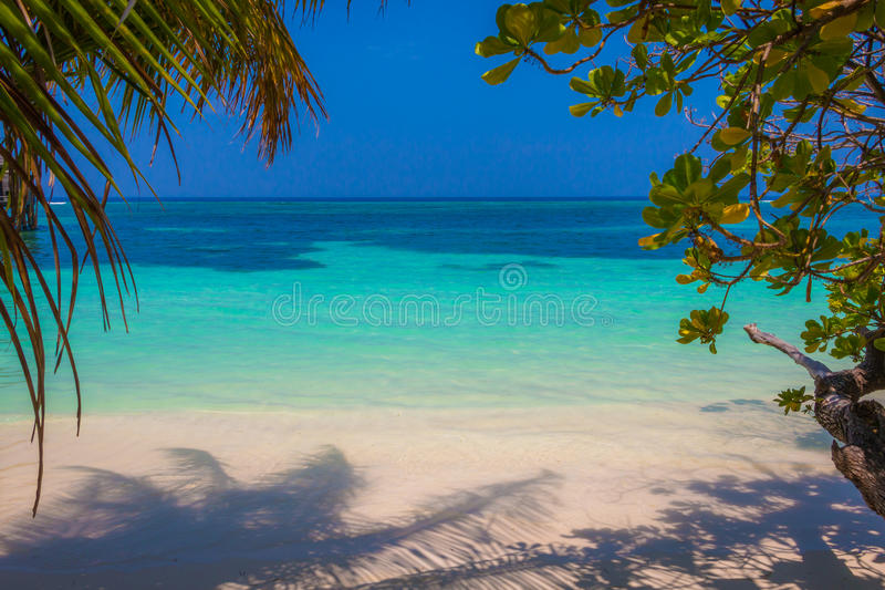sandbar photographie stock