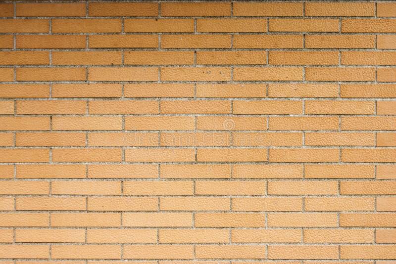 Sandblasted Backsteinmauer stockbild