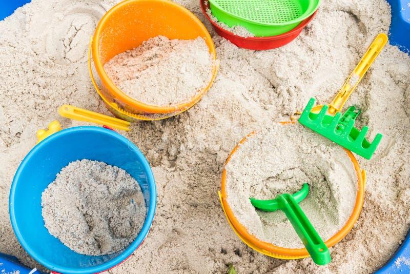 sandbox images stock