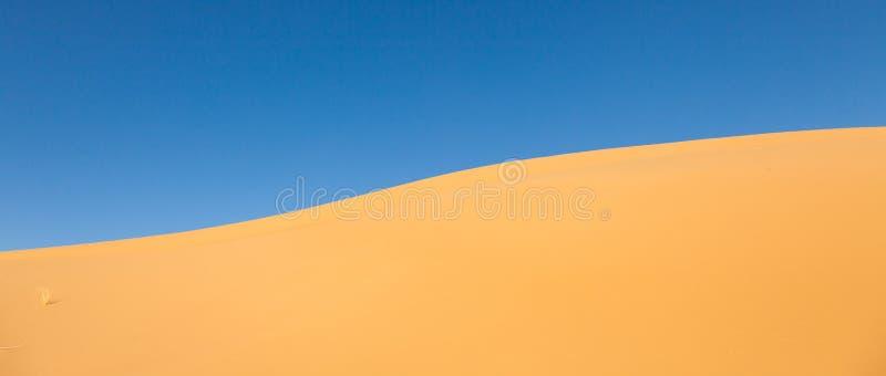 Sanddüne-Detail Marokko-Wüste stockfotografie