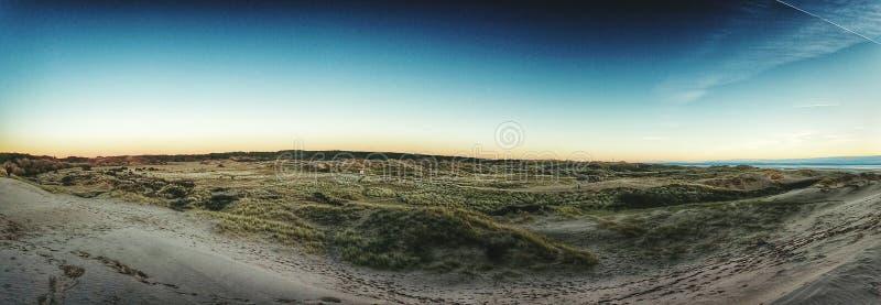 Sanddunes 360 εικόνα στοκ φωτογραφίες με δικαίωμα ελεύθερης χρήσης