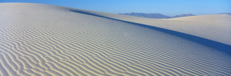 Sanddyner arkivbilder