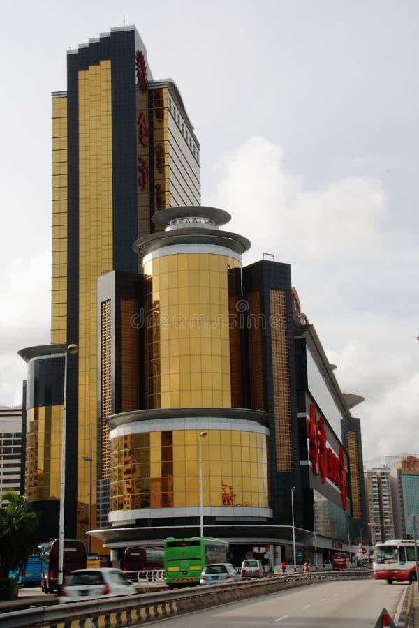 Sande Macao stockfotografie