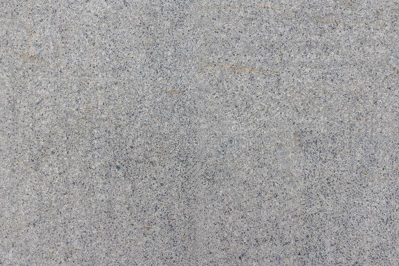 Sanded cement background. Smooth concrete surface. Polished grey stone texture.  stock photography