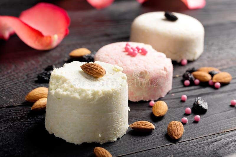 Sandesh dolce indiano tradizionale immagine stock libera da diritti