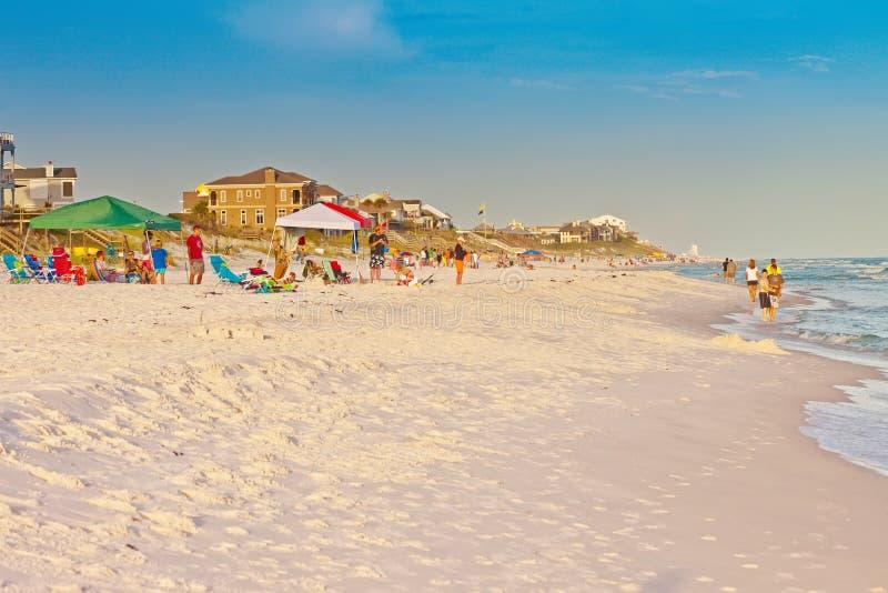 Sandestin, Florida lizenzfreies stockbild