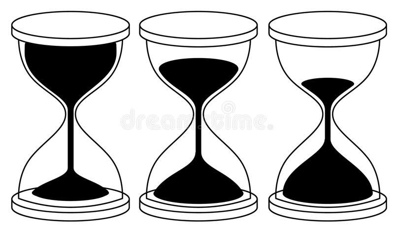 Download Sandglass Royalty Free Stock Photo - Image: 28065105