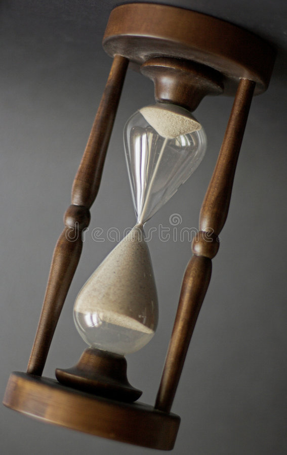 sandglass стоковые фото