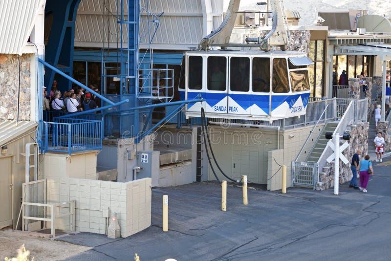 Sandia Peak royalty free stock photos