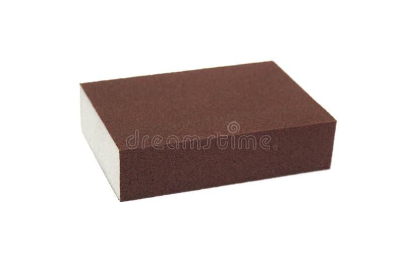 sanding för block arkivfoton