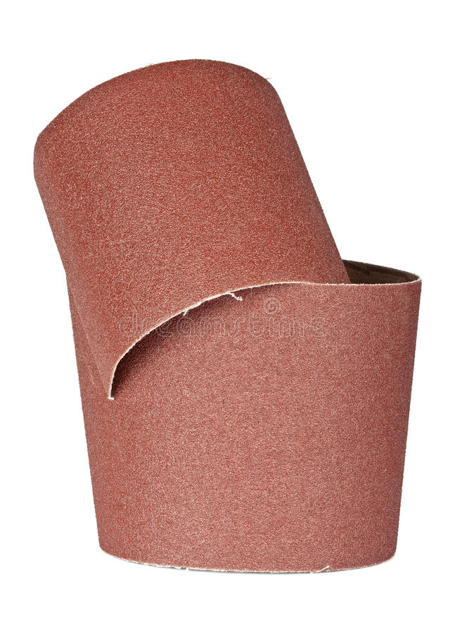 Sandpaper for your woodwork royalty free stock photography