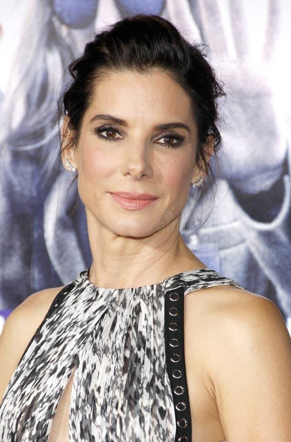 Sandra Bullock royalty free stock images
