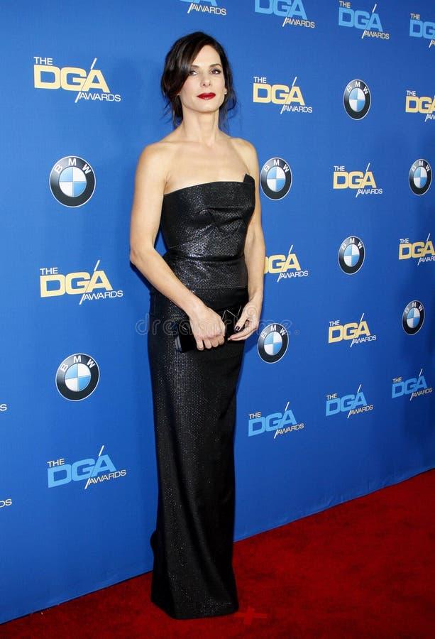 Sandra Bullock royalty free stock photos