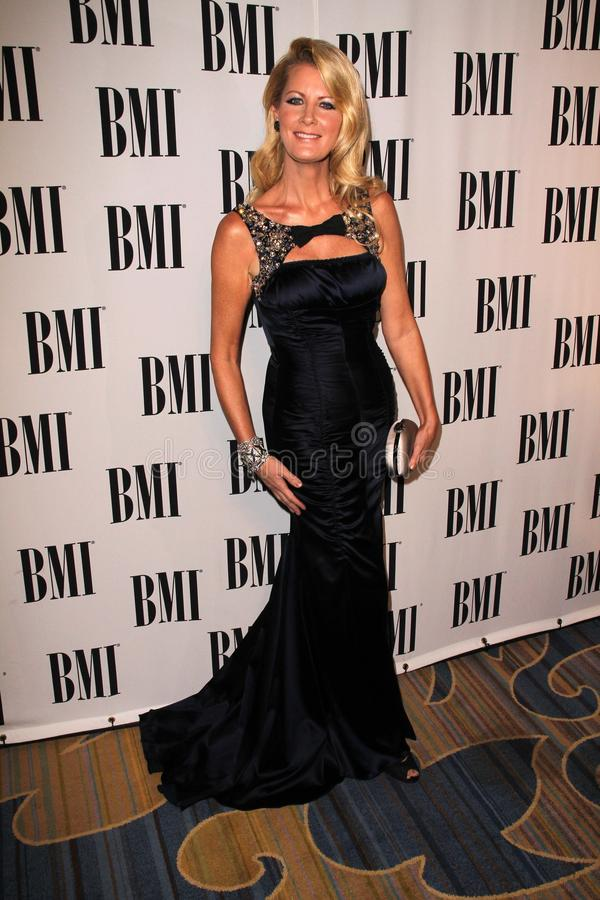 Sandra Lee At The BMI Pop Awards, Beverly Wilshire Hotel, Beverly Hills, CA 05-15-12 Editorial Stock Photo