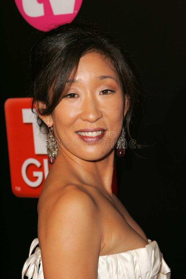 Download Sandra Oh Editorial Stock Photo - Image: 32585678