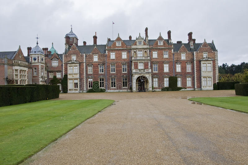 Sandringham Estate royalty free stock image