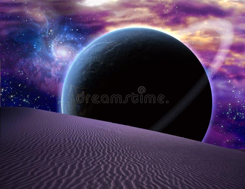 Download Sands of Erudin stock illustration. Image of landscape - 29030105