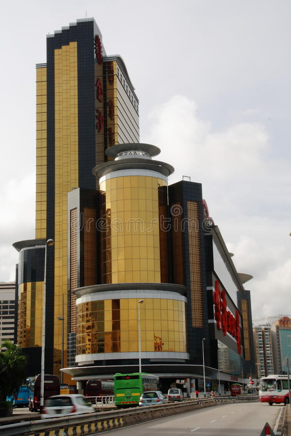 Download Sands Macao editorial photography. Image of sands, hotel - 26732582