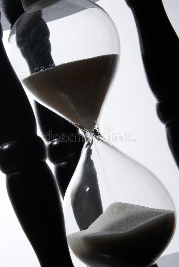 Download Sands of Time stock photo. Image of black, period, instrument - 22176888