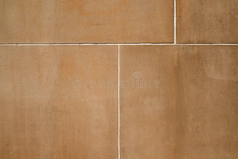 Sandstenkvarter och Grouting av texturerad känselbakgrund arkivbilder