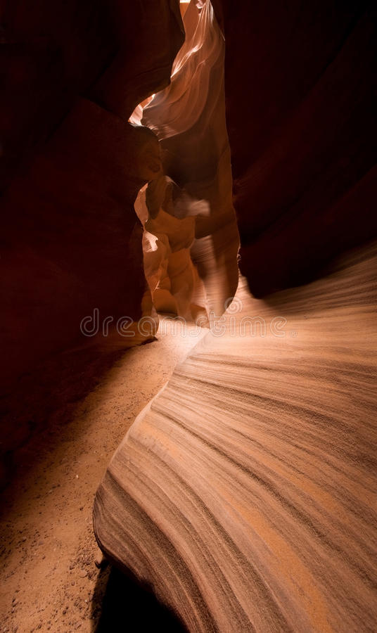 Download Sandstone Of Antelope Canyon Stock Image - Image: 25724231
