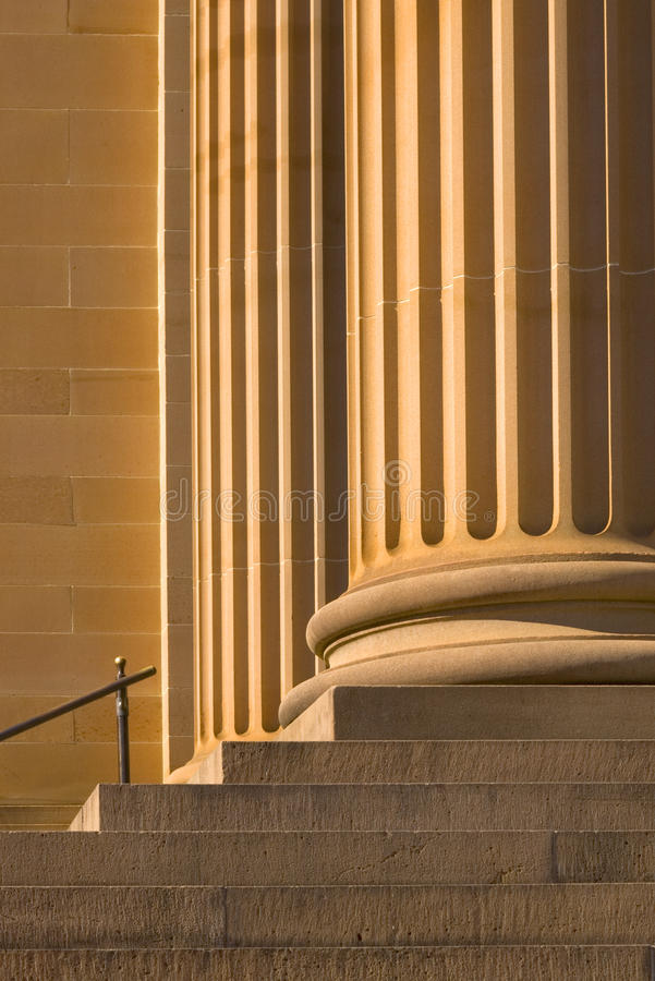 Download Sandstone Columns stock photo. Image of classical, columns - 25551734