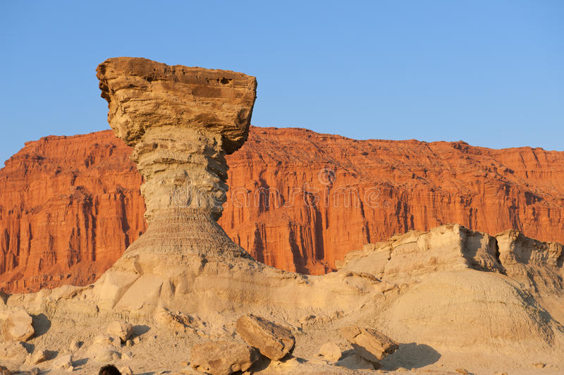 Download Sandstone Formation In Ischigualasto, Argentina. Stock Image - Image: 16906631