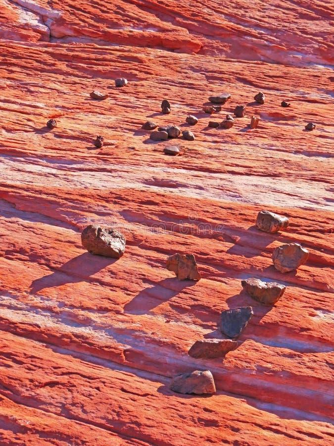 Sandstone Landscape royalty free stock photos