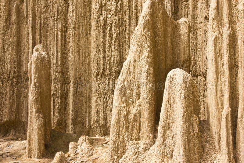 Sandstone Mountains. Royalty Free Stock Image