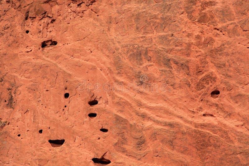 Sandstone rock texture stock image