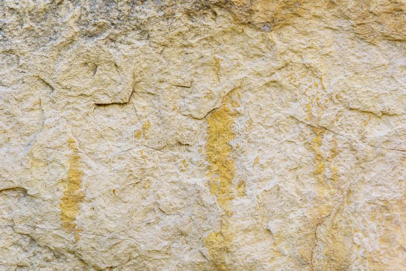 Sandstone texture or background. Detailed natural texture or background made of sandstone royalty free stock image