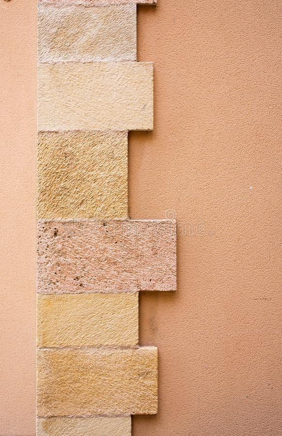 Download Sandstone wall stock photo. Image of cement, medieval - 14545280