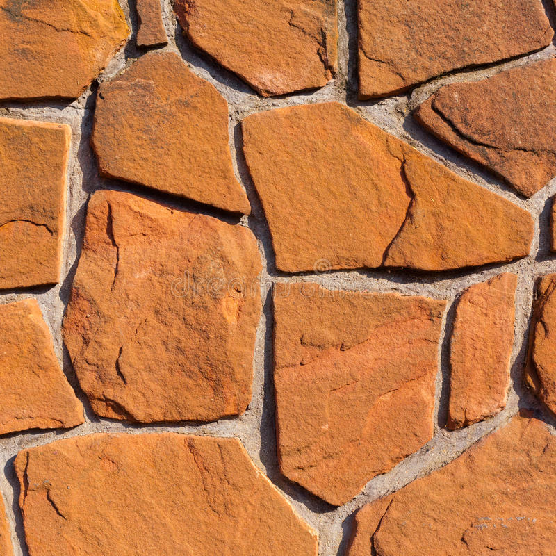 Sandstone Wall Background Texture Pattern stock photo