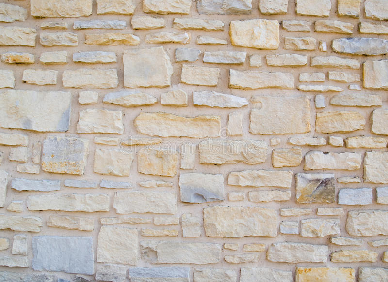 Sandstone Wall Texture Royalty Free Stock Image