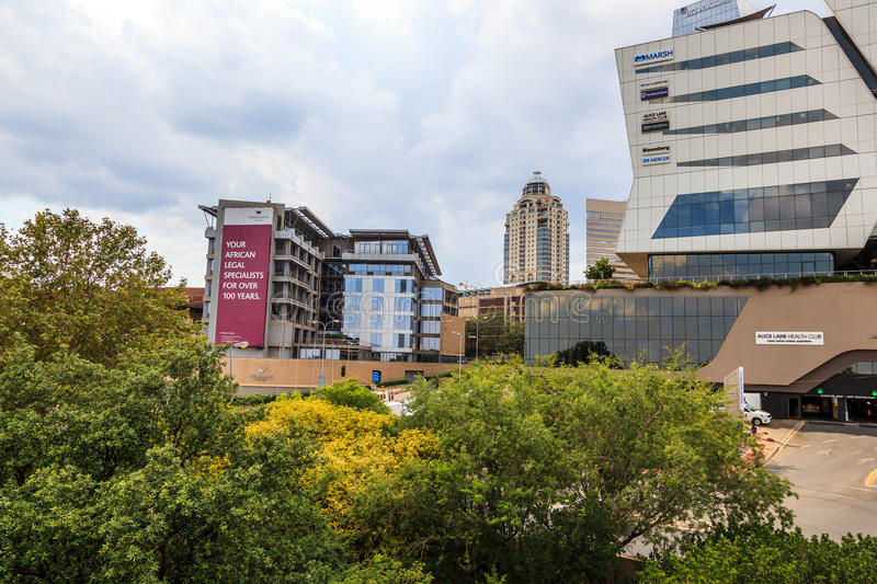 Sandton images stock