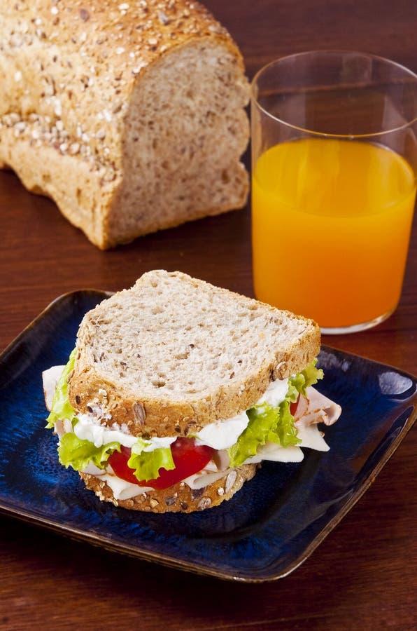Download Sanduíche foto de stock. Imagem de carne, delicioso, snack - 10057340