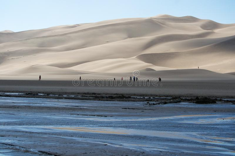Sandunes stock photos