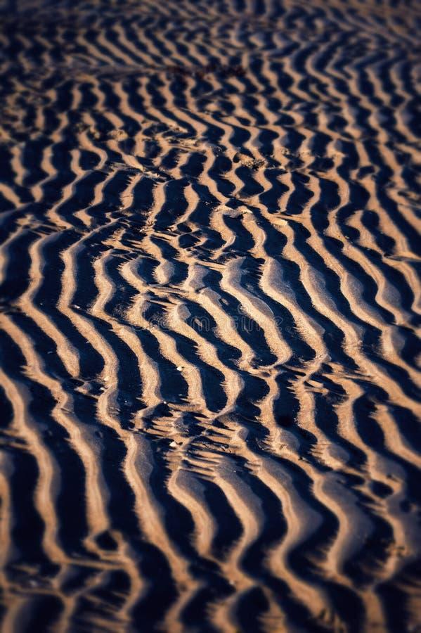 Sandwaves zdjęcia royalty free