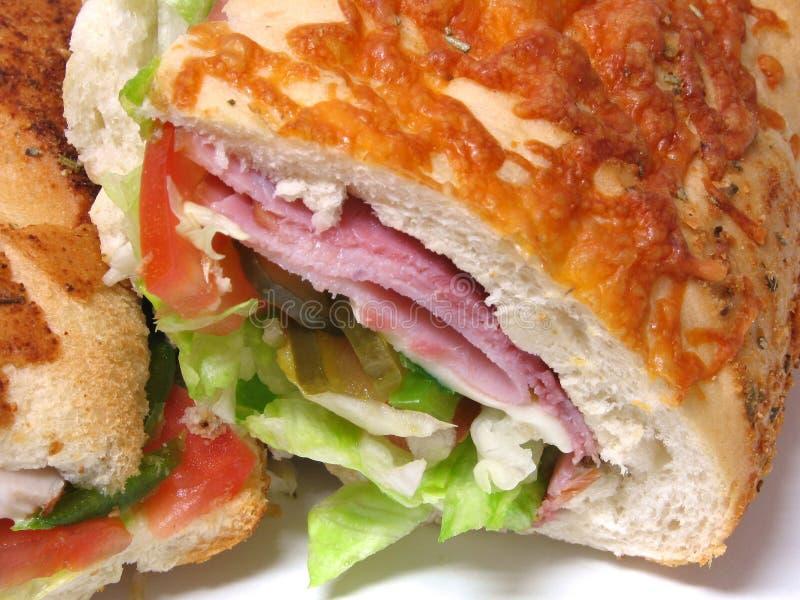 Sandwich 1 royalty-vrije stock fotografie