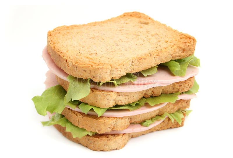 Sandwich royalty free stock image